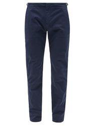Pantalon ajusté en coton mélangé Campbell - Orlebar Brown - Modalova