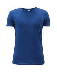 T-shirt en jersey de coton Ob-T - Orlebar Brown - Modalova