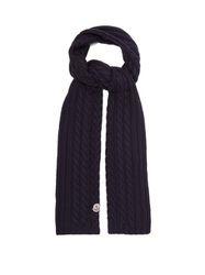 Écharpe en maille de laine torsadée - Moncler - Modalova