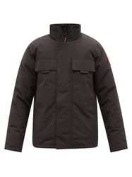 Manteau matelassé en duvet Forester - Canada Goose - Modalova