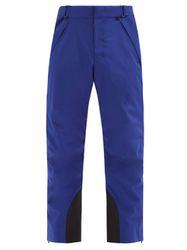 Pantalon de ski à ourlets zippés - Moncler Grenoble - Modalova