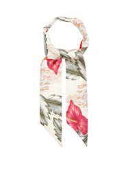 Foulard en soie à imprimé hawaïen - Gucci - Modalova