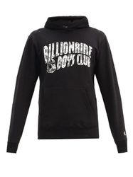Sweat-shirt à capuche en jersey de coton à logo - Billionaire Boys Club - Modalova