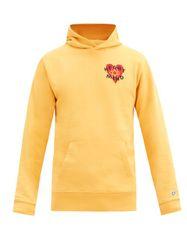 Sweat-shirt à capuche en jersey de coton - Billionaire Boys Club - Modalova