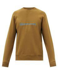 Sweat-shirt en jersey de coton à logo brodé - Billionaire Boys Club - Modalova