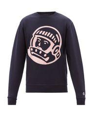 Sweat-shirt en jersey de coton brodé Astro - Billionaire Boys Club - Modalova