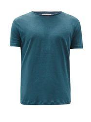 T-shirt en jersey de lin Ob-T - Orlebar Brown - Modalova