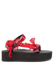 Sandales à plateforme Trekk - Arizona Love - Modalova