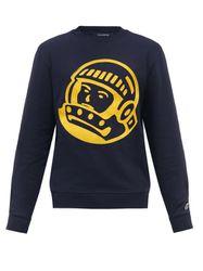 Sweat-shirt en jersey de coton à imprimé Astro - Billionaire Boys Club - Modalova