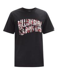T-shirt en jersey de coton à logo camouflage - Billionaire Boys Club - Modalova
