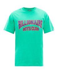 T-shirt en jersey de coton à imprimé logo - Billionaire Boys Club - Modalova