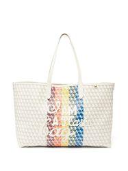 Cabas en toile recyclée I Am A Plastic Bag - Anya Hindmarch - Modalova
