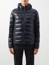 Manteau matelassé à capuche Crofton - Canada Goose - Modalova