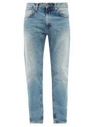 Jean droit en coton biologique Gritty Jackson - Nudie Jeans - Modalova