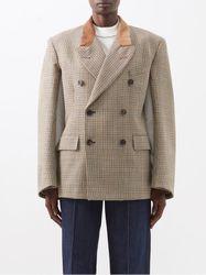 Veste cape à double boutonnage - Maison Margiela - Modalova