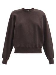 Sweat-shirt en coton biologique Vanessa - The Frankie Shop - Modalova