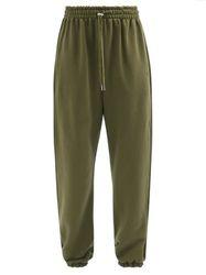 Pantalon de jogging en coton biologique Vanessa - The Frankie Shop - Modalova