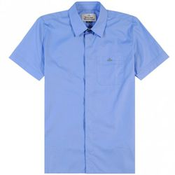 Classic Short Sleeve Shirt - EXTRA SMALL - Vivienne Westwood - Modalova