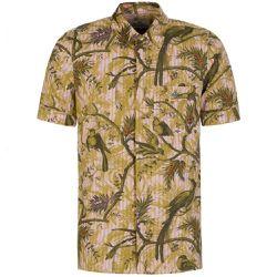Birds And Berries Short Sleeve Shirt - EXTRA SMALL - Vivienne Westwood - Modalova