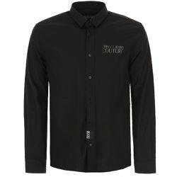 Glossy Logo Shirt - LARGE - Versace Jeans Couture - Modalova