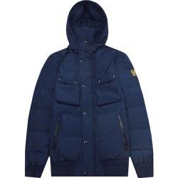 Men's Ridge Jacket Navy - SMALL - Belstaff - Modalova