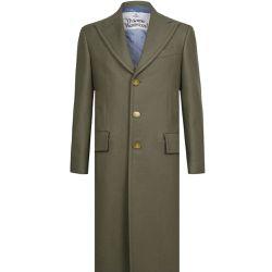 Overcoat - TAUPE MEDIUM - Vivienne Westwood - Modalova