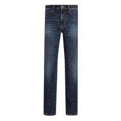Men's Stretch Cotton 5-Pocket Denim Jeans - 30 - Z Zegna - Modalova