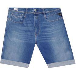 Replay Hyperflex Shorts - BLUE 24 - Replay - Modalova