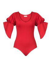 BENIGNO BODY - Rojo, XS - DUMA & Co - Modalova