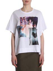 N°21 oversize fit t-shirt - n°21 - Modalova