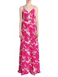N°21 long silk dress - n°21 - Modalova