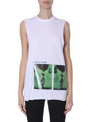 Dsquared sleeveless t-shirt - dsquared - Modalova
