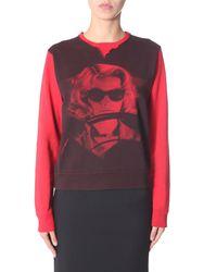 N°21 crew neck sweatshirt - n°21 - Modalova