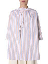Aspesi striped shirt - aspesi - Modalova