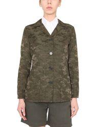 Aspesi regular fit jacket - aspesi - Modalova