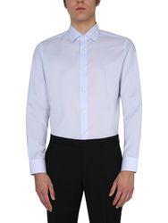 Z zegna wrinkle free cotton shirt - z zegna - Modalova