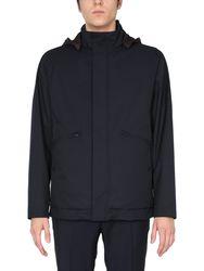 Z zegna technical fabric jacket - z zegna - Modalova