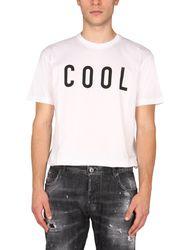 "Dsquared ""cool"" t-shirt - dsquared - Modalova"