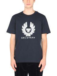 Belstaff crew neck t-shirt - belstaff - Modalova