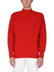Ymc open university sweater - ymc - Modalova