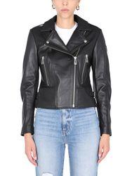 "Belstaff ""marianne"" biker jacket - belstaff - Modalova"