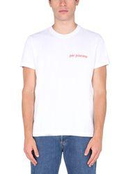 Aspesi crew neck t-shirt - aspesi - Modalova