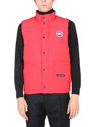 "Freestyle"" sleeveless down jacket - canada goose - Modalova"