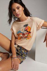 T-shirt illustré\u00a0Huntington Beach - Midnight Rider - Modalova