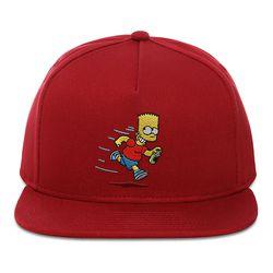 Casquette El Barto Snapback The Simpsons X ((the Simpsons) El Barto) , Taille TU - Vans - Modalova