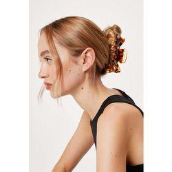 Pince À Cheveux En Résine Effet Écaille De Tortue - Nasty Gal - Modalova