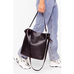 Tote Bag Want En Similicuir À Bandoulière - Nasty Gal - Modalova