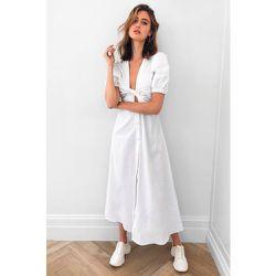 Dressing Gown Longue En Coton À Nœud Ça Nœud Sert À Rien De Rester - Nasty Gal - Modalova