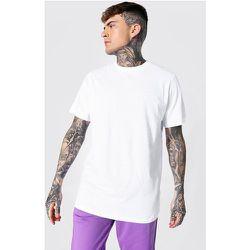 T-shirt long basique - Boohooman - Modalova