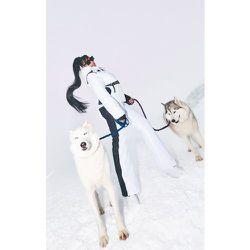 Ski Plus - Pantalon de ski évasé & , & - PrettyLittleThing - Modalova